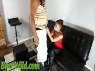 Horny Riana Natsukawa rubs her wet pussy part3