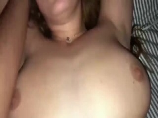 Adult cougar with circular booty trips on the top