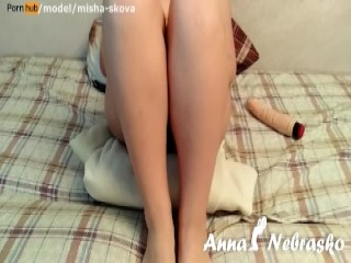 Alexa Nova Tries Anal with Nice Cock Stepdad