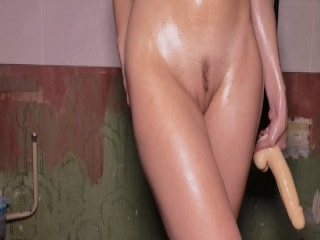 Oil Massage For Ebony Beauty