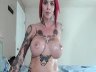 Adventurous Nikki Kay fucks big cock