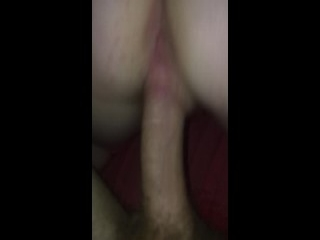German slut masturbates
