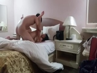 Breathtaking kitten is peeing and fingering hairless quim