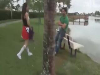 white woman dance trembling butt butt panties