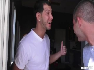 Alex Blake Brunette Taking Long Cock In Her Pussy