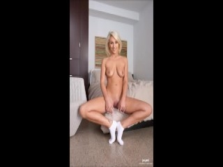 Amateur Porn Movie Submissive White Woman with BBC