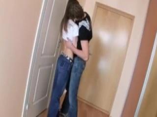 Hot Russian masturbation pick-up