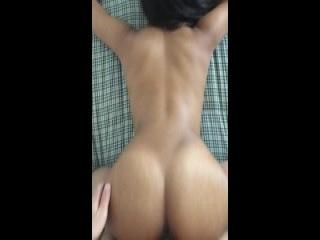 Amateur Hotwife Fucks Black Lover