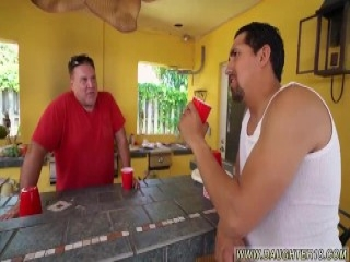 Bondage action where Alex Mae sucks and fucks with big cock